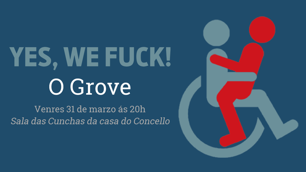 Yes we fuck O Grove
