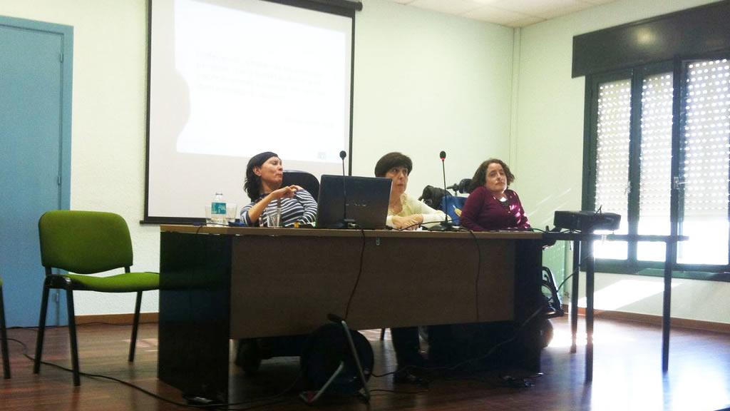 Participantes na xornada