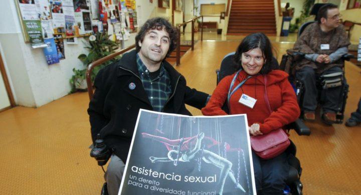 Antonio Centeno e Anxela López