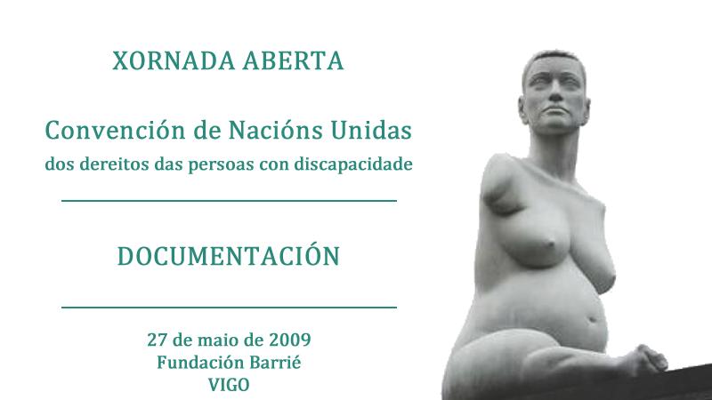 Documentación Xornada Convención Vigo