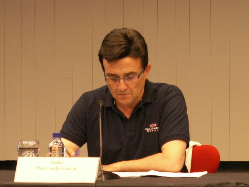 Cecilio García