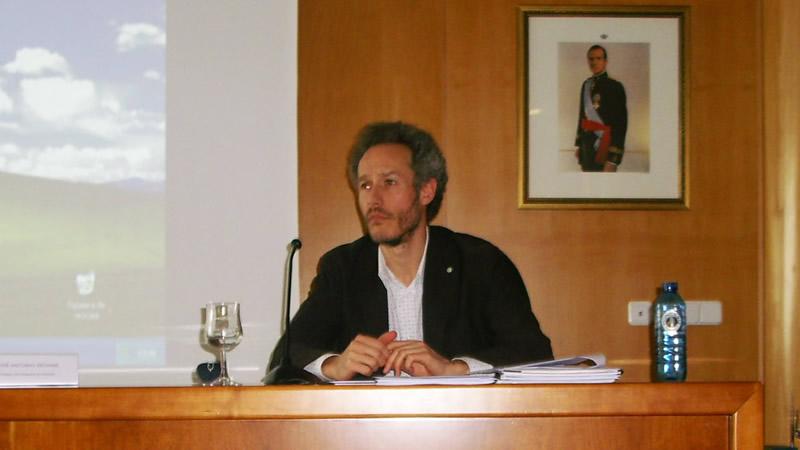 José Antonio Seoane, profesor de Filosofía do Dereito da UDC