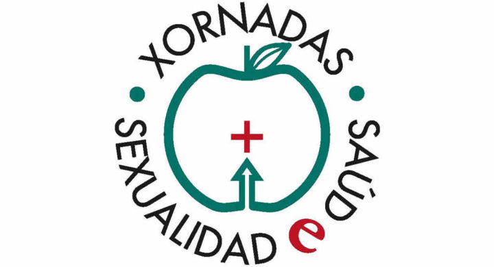 Logotipo da Xornada sobre saúde e sexualidade