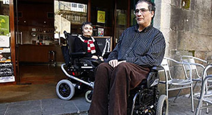 Marita Iglesias y Juan José Maraña