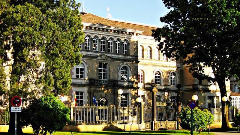 Edificio Administrativo San Caetano