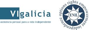 Logotipos de vigalicia y ENIL