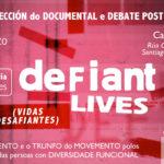 Imaxe de promoción de Defiant lives